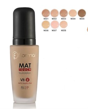 Flormar Perfect Mat Foundation M305
